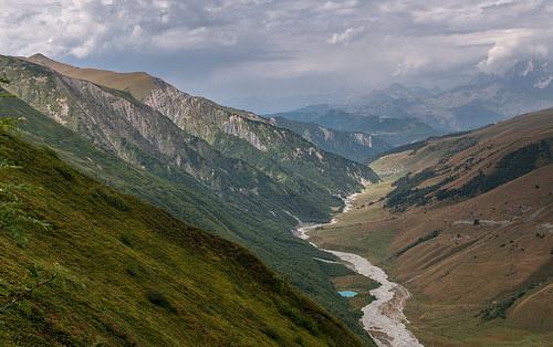 Панорама Кавказа