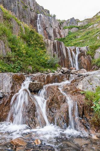 Реки на Кавказе