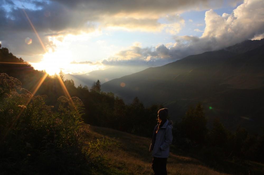 Поход по Сванетии, 19 - 26 августа - Анастасия Кожумяка, Москва, Россия: