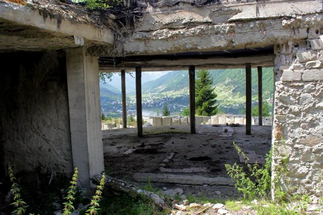 Большое путешествие по Грузии и не только. Часть 1 Евгений Ишин, г.Минск, Беларусь