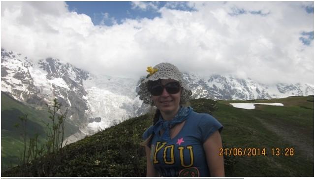 Моя грузинская авантюра или шаббат в горах! Анжелика Русинова, г.Москва, Россия