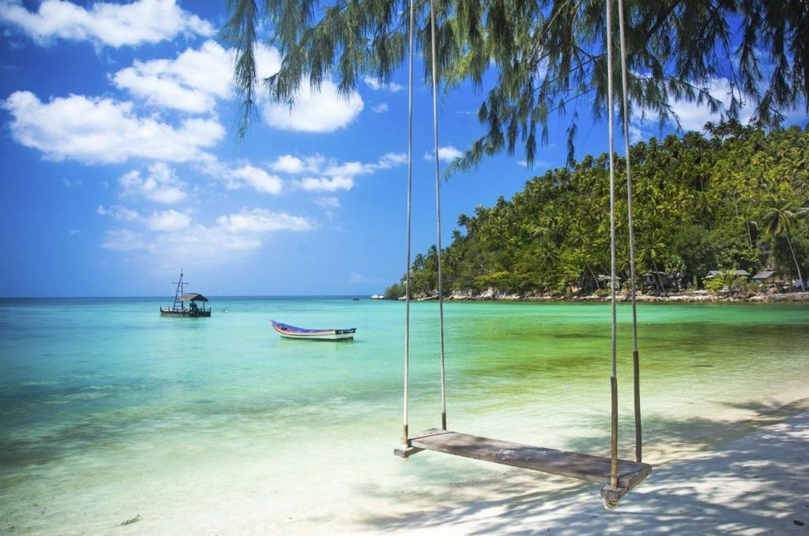 Райские острова Таиланда