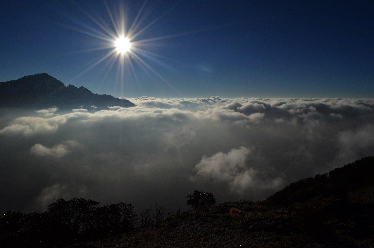 Тибетский Новый год и Марди Химал трек