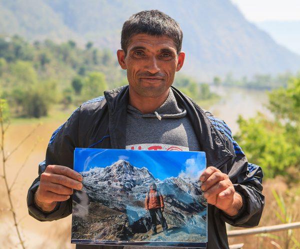 Нанять портера или гида в Непале. Подбор персонала.