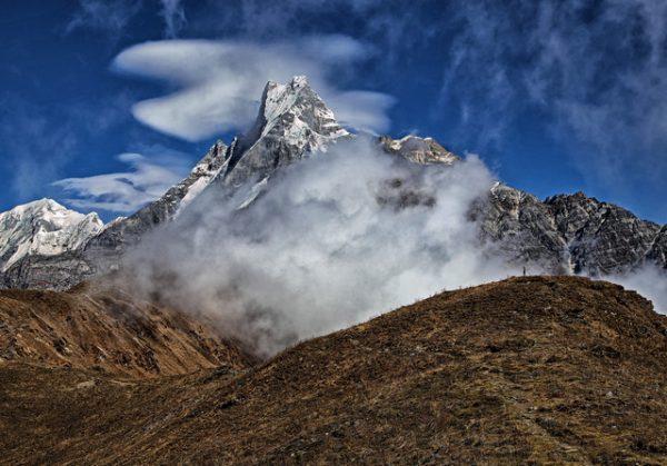 Непал. Далеко и ещё дальше.