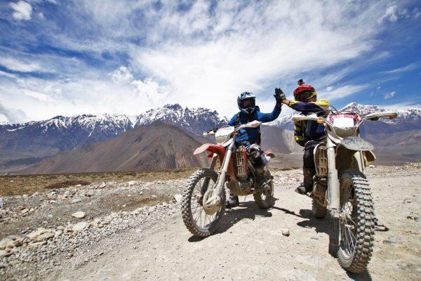 Мото туры в Непале