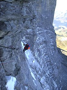 Book Cover: Основы альпинизма и скалолазания