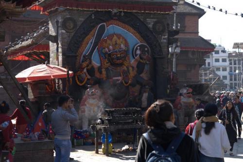 sightseeing tour of kathmandu 45