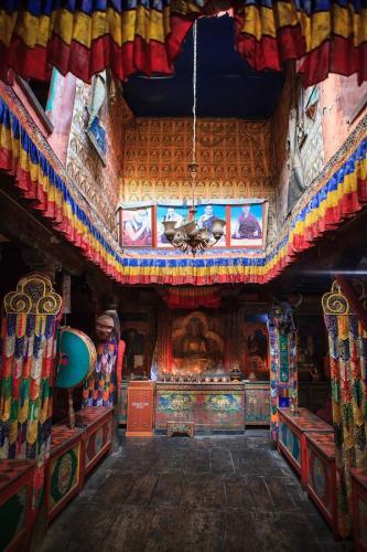 Запретный Мустанг. Фестиваль Тиджи