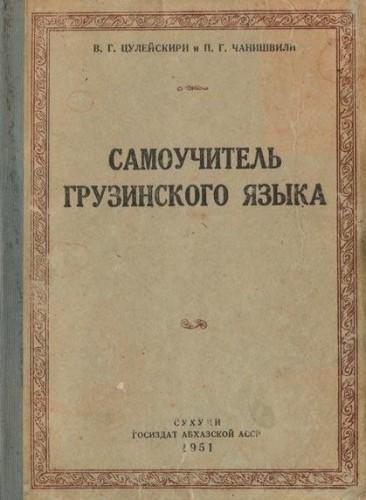 Book Cover: Самоучитель грузинского языка